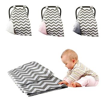 1 pc Baby Car Seat Canopy Cover Infant Children Carseat Cover Canopies Cover Blanket