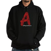 CafePress Pretty Little Liars Hoodie dark - L Black