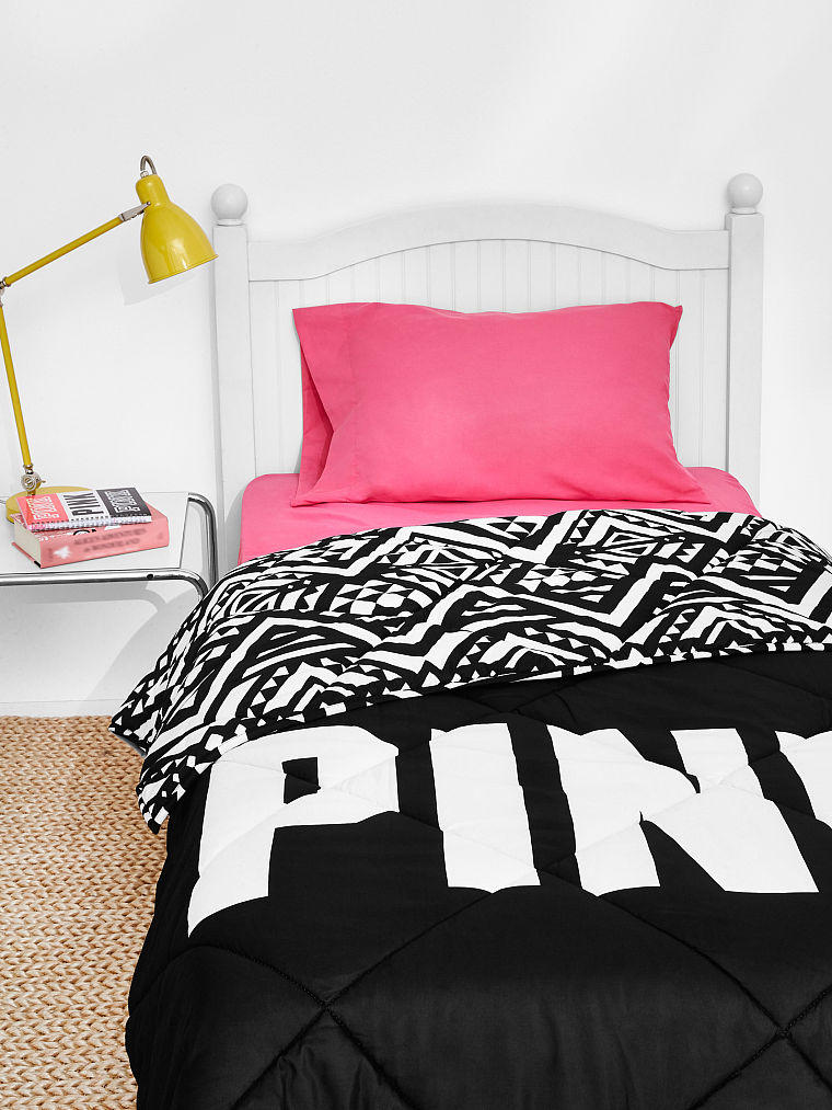 Bed In A Bag - Pink - Victorias Secret From Vs Pink  Quick-6895