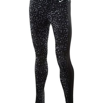 DCCK8BW Nike Dry Printed Tight Womens Style: 802945-021 Size: L