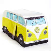 The Monster Factory Yellow VW Camper Play Tent | zulily
