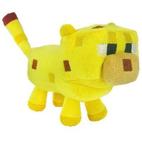 Minecraft Baby Ocelot Plush