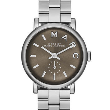 Marc By Marc Jacobs Ladies Baker Stainless Steel Bracelet Watch