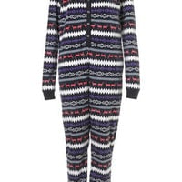 Aztec Fleece All in One - New In This Week  - New In