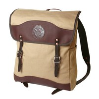 Scoutmaster Deluxe Pack - Camp & Hike - Outdoors :: Duluth Pack :: Made in the USA :: Quality leather and canvas luggage, backpacks, camping, and outdoor gear,