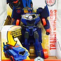 Transformers RID Hyper Change Heroes Soundwave