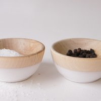 Flake Mini Bowls (Set of 2) | BRIKA - A Well-Crafted Life