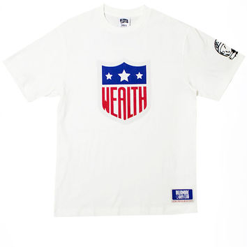 Billionaire Boys Club Wealth Emblem T-Shirt