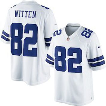 Men's Dallas Cowboys Jason Witten Nike Navy Vapor Untouchable Limited Player Jersey