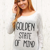Golden State of Mind - Long Sleeve