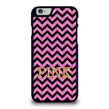 VICTORIA'S SECRET PINK CHEVRON iPhone 6 / 6S Case Cover