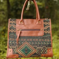 Aztec Sunrise Bag-Hunter