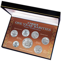 One Year Rarities Coin Collection