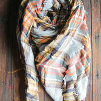 Wilderness Blanket Scarf