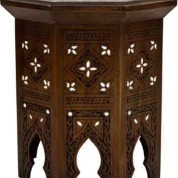 One Kings Lane - David Dalton - Syrian Octagonal Table