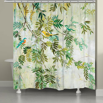 Fauna Shower Curtain