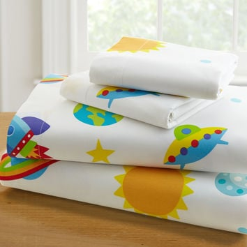 Olive Kids Out of this World Full Sheet Set - 58411