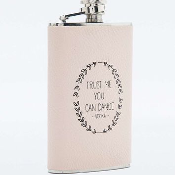 Trust Me You Can Dance Hip Flask - Urban Outfitters