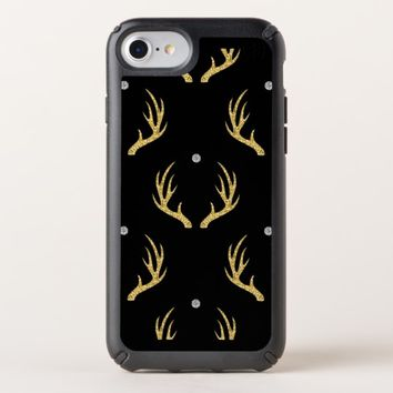 Gold Antlers Speck iPhone Case