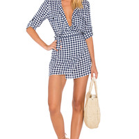 MAJORELLE x REVOLVE Beckett Dress in Oxford