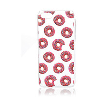 River Island Womens Pink doughnut print iPhone 5C case