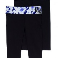 University of Kentucky Yoga Crop Legging - PINK - Victoria's Secret