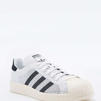 Adidas Superstar 80s Prime Knit White Trainers - Urban Outfitters