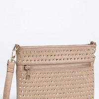 Street Level Studded Convertible Crossbody Bag | Nordstrom