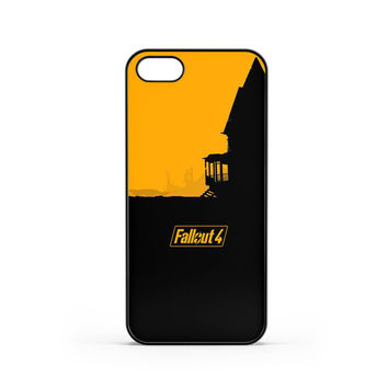 Fallout 4 Silhouette iPhone 5 / 5s Case