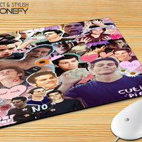 Dylan Obrien Mousepad Mouse Pad|iPhonefy