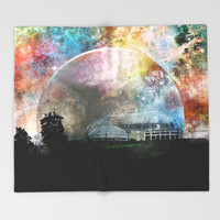 Infinite Throw Blanket by J.Lauren | Society6
