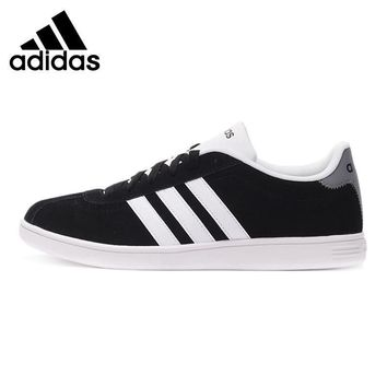 ADIDAS Original New Arrival 2017 Mens NEO Label Classic Skateboarding Shoes Low Top Sn
