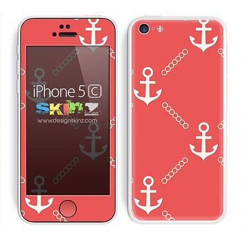 Multiples Anchor V3 Skin For The iPhone 5c