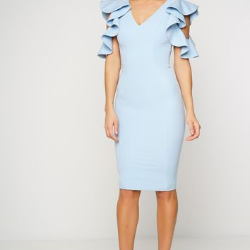Tyra Dress - Blue