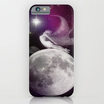 Sweet Dreams Fairy iPhone & iPod Case by DuckyB (Brandi)