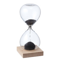 Magnetic Sand Hourglass | one minute sand timer
