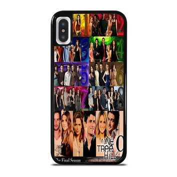 ONE TREE HILL iPhone X Case Cover