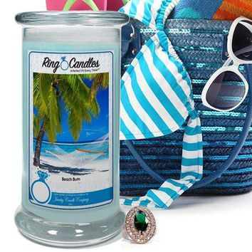 Beach Bum | Ring Candle®