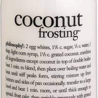 Coconut Frosting 3-in-1 Shampoo,Body Wash, and Bubble Bath