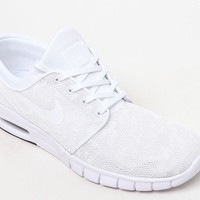 Nike SB Stefan Janoski Max White Shoes at PacSun.com