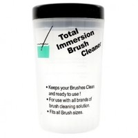 MASH Makeup Nail Art Brush Cleaner Cleaning Cup