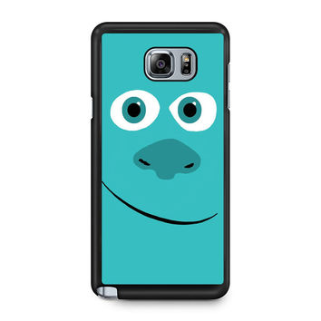 Monster Inc Sulley Face Note 5 Case