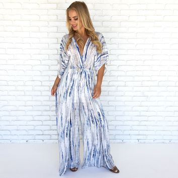Catalina Wide Leg Jumpsuit