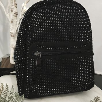 New Years Mini Backpack