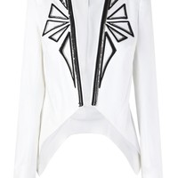 sass & bide |  DOWN TO EARTH - ivory | jackets | sass & bide