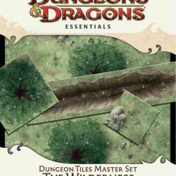 Dungeon Tiles Master Set - The Wilderness (Dungeons & Dragons)