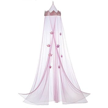 Pink Princess Bed Canopy