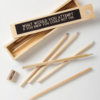 Resolution Pencil Set