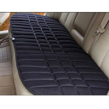 12v car heating Car seat covers back seat, winter car seat cushion accessories supplies, heated blending keep warm seat cushion