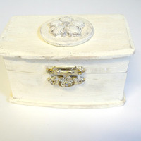 Wedding Pillow Box- Ring Bearer Box-Engagement Ring Box-Jewelry Box